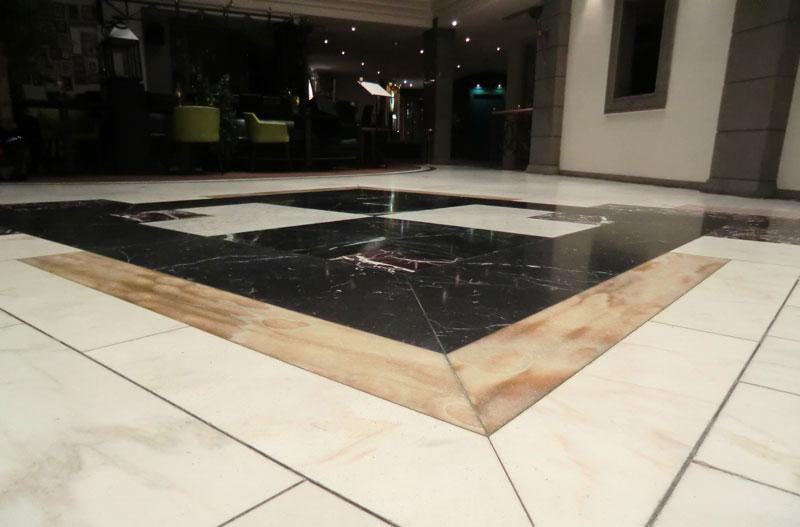 Fußboden Polieren ~ Marmor schleifen polieren für neuen glanz bosus